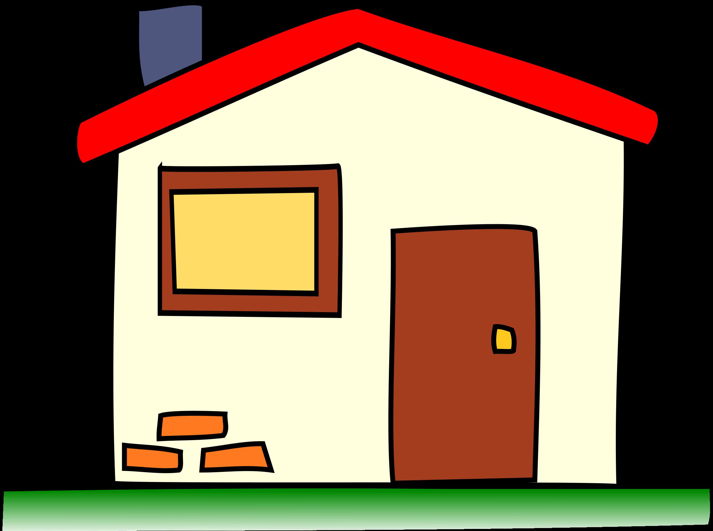 Vivienda clipart clip stock Image Of A House | Free download best Image Of A House on ... clip stock