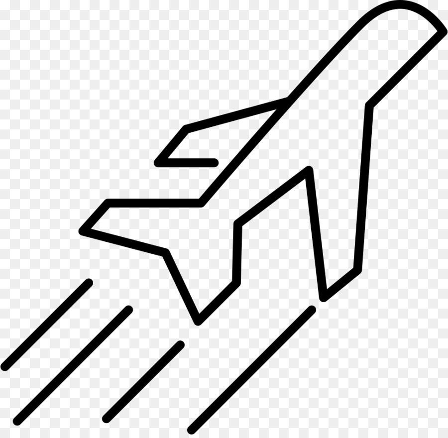 Vliegtuig clipart svg download Airplane Silhouette clipart - Airplane, Drawing, White ... svg download