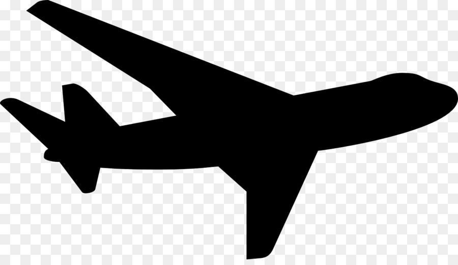 Vliegtuig clipart banner royalty free download Airplane Drawing clipart - Airplane, Silhouette, Wing ... banner royalty free download