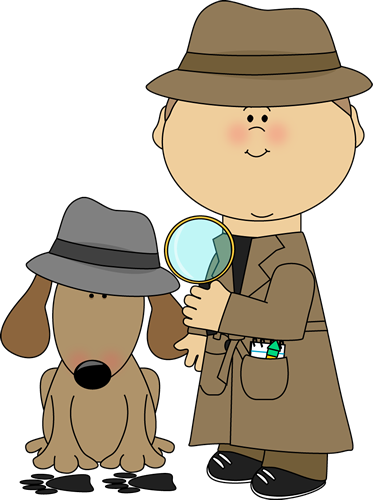 Vocabulary clip art teachers svg freeuse Detective clipart for teachers - ClipartFest svg freeuse