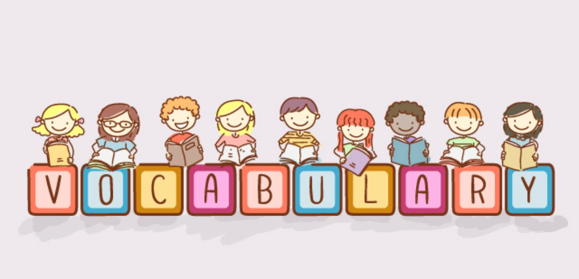 Library of vocabulary banner free library images png files ...