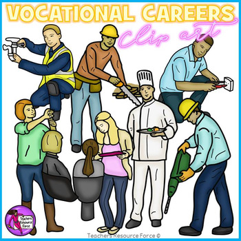 Vocational education clipart png free download Vocational Careers clip art png free download