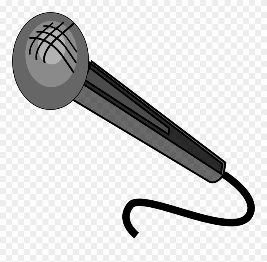 Voice clipart transparent white vector royalty free stock Microphone Sound Voice Sing Loud - Microphone Clipart ... vector royalty free stock