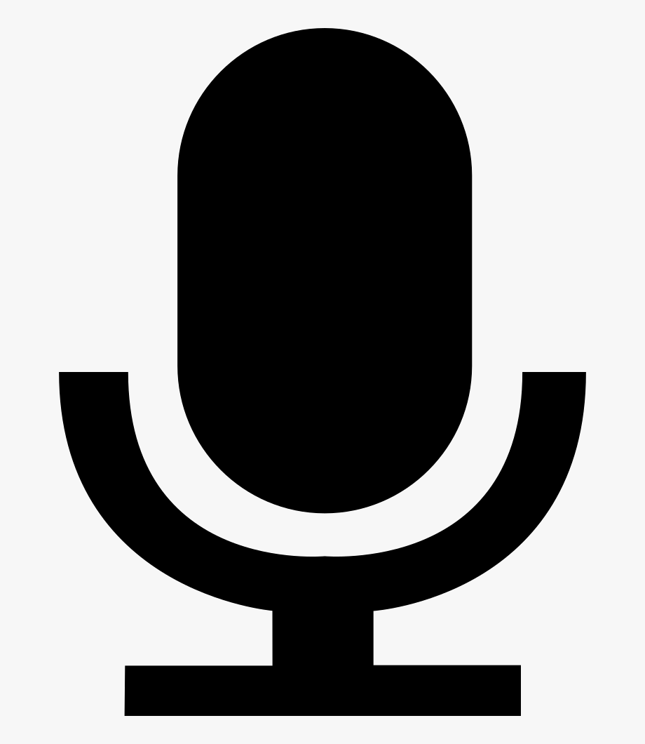 Voice icon clipart graphic free library Recording Icon Png - Voice Search Icon Png, Cliparts ... graphic free library