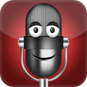 Voice modifier clipart clip art royalty free stock Easy Voice Changer clip art royalty free stock