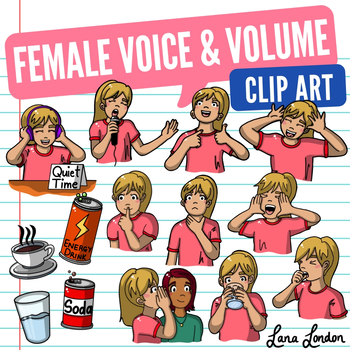 Voice volume clipart picture free Voice Volume Speech Therapy Worksheets & Teaching Resources ... picture free