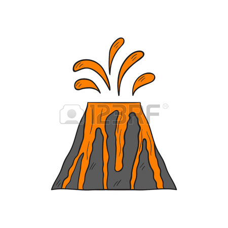 Volcano lava clipart image library Collection of Lava clipart | Free download best Lava clipart ... image library
