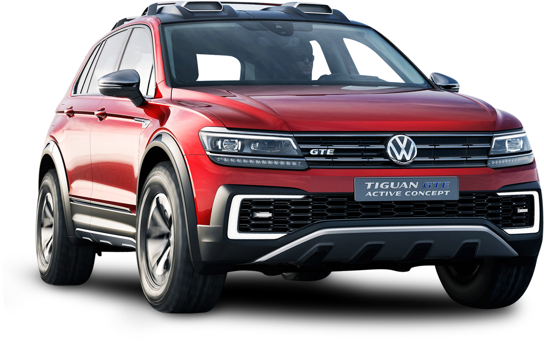 Volkswagen tiguan clipart banner freeuse download Volkswagen Tiguan Gte Active Red Car - Tiguan Active Concept ... banner freeuse download