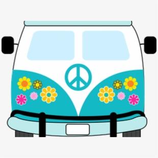 Volkswagen word clipart free banner Free Hippie Clipart Free Cliparts, Silhouettes, Cartoons ... banner