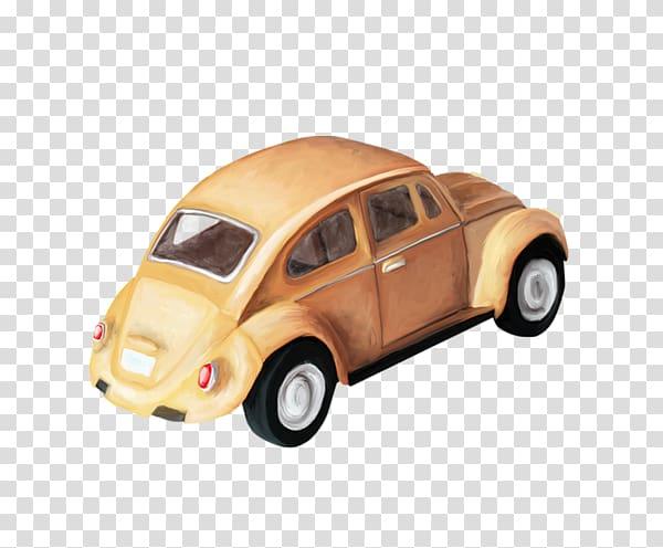 Volkswagon toy car clipart banner transparent library Model car Volkswagen Beetle Automotive design Van, A car ... banner transparent library