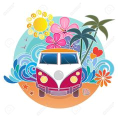 Volky clipart clipart library download 379 Best LIFE\'S A BEACH images in 2019 | Vw beetles ... clipart library download