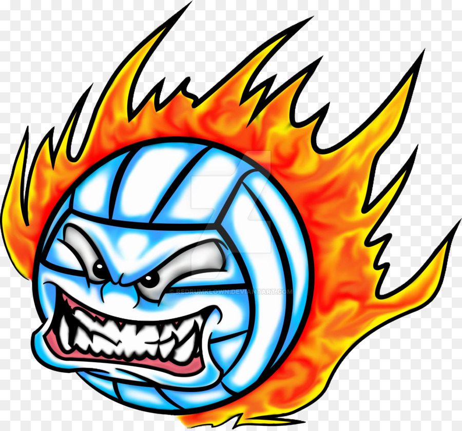 Volleyball ball clipart fire graphic stock Beach Ball clipart - Volleyball, Ball, Yellow, transparent ... graphic stock