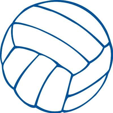 Volleyball banquet clipart picture freeuse stock free clip art volleyball | Sports & Athletics - Volleyball ... picture freeuse stock