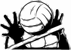 Volleyball block clipart jpg library Volleyball block clipart - ClipartFest jpg library