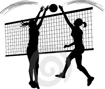 Volleyball block clipart vector download Volleyball block clipart - ClipartFest vector download