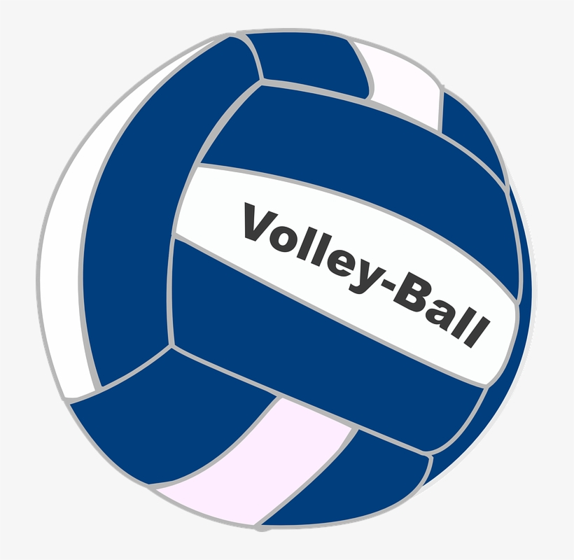 Volleyball clipart blue graphic black and white library Volleyball Clipart Blue - Volleyball Clip Art PNG Image ... graphic black and white library
