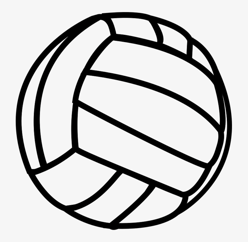 Volleyball clipart vectors clipart royalty free Volleyball Clip Art At Clker Com Vector Clip Art Online ... clipart royalty free