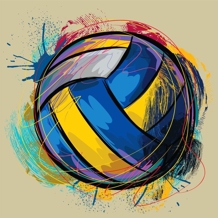 Nubla clipart svg library stock cool colored volleyball images - Google Search | Volleyball ... svg library stock