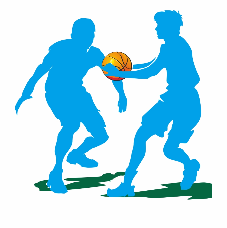 Volleyball football basketball clipart picture free download Volleyball Player Silhouette Clipart At Getdrawings ... picture free download