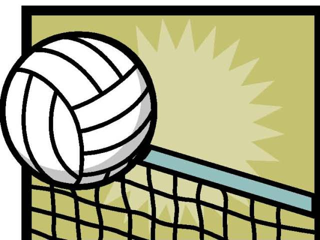 Volleyball images free clipart svg library stock Volleyball clipart free kids free clipart images ... svg library stock