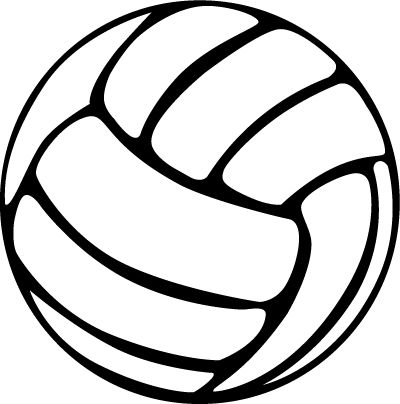 Volleyball jpg clipart image free Volleyball jpg clipart - ClipartFest image free
