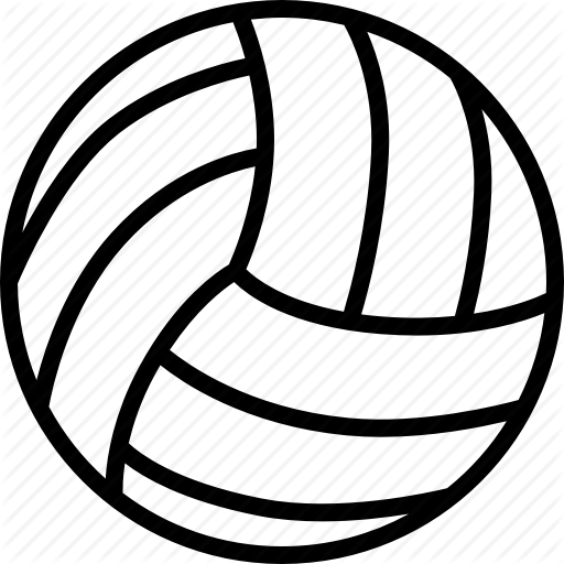 Svolleyball clipart clipart library library Volleyball Clipart clipart - Circle, Line, Font, transparent ... clipart library library