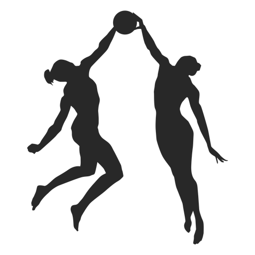 Volleyball player clipart blocking banner royalty free download Silhouette,Volleyball player #4345164 - Free Png Library banner royalty free download