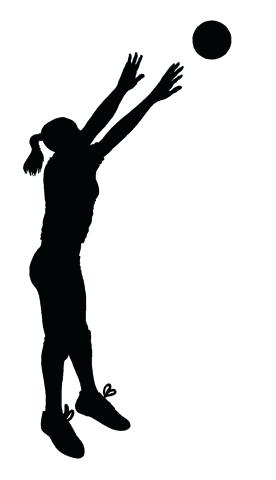 Volleyball player clipart blocking clip royalty free clip art volleyball – rabirajkhadka.me clip royalty free