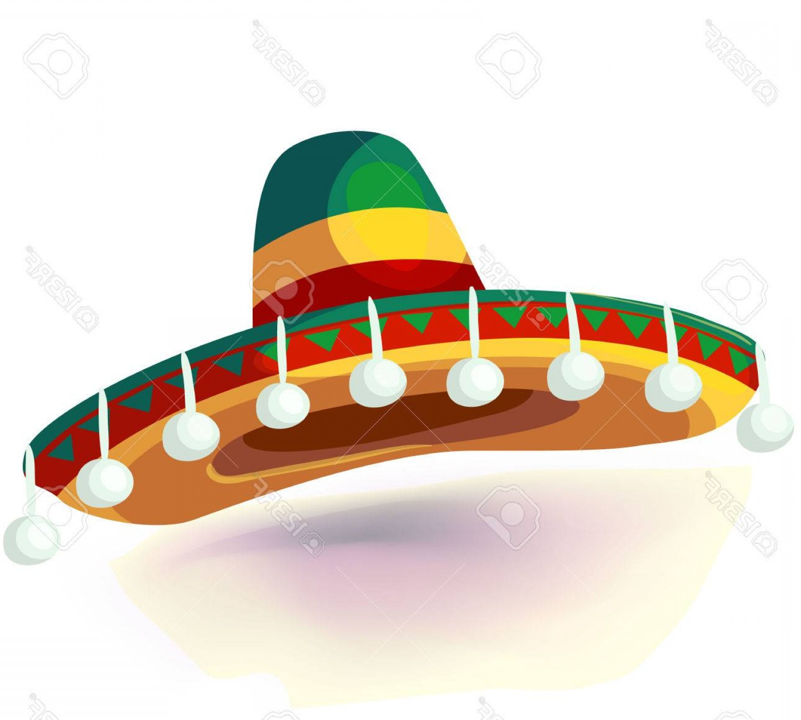 Volleyball tournament mariachi hat clipart graphic freeuse stock Mexican Sombrero Vector   SOIDERGI graphic freeuse stock