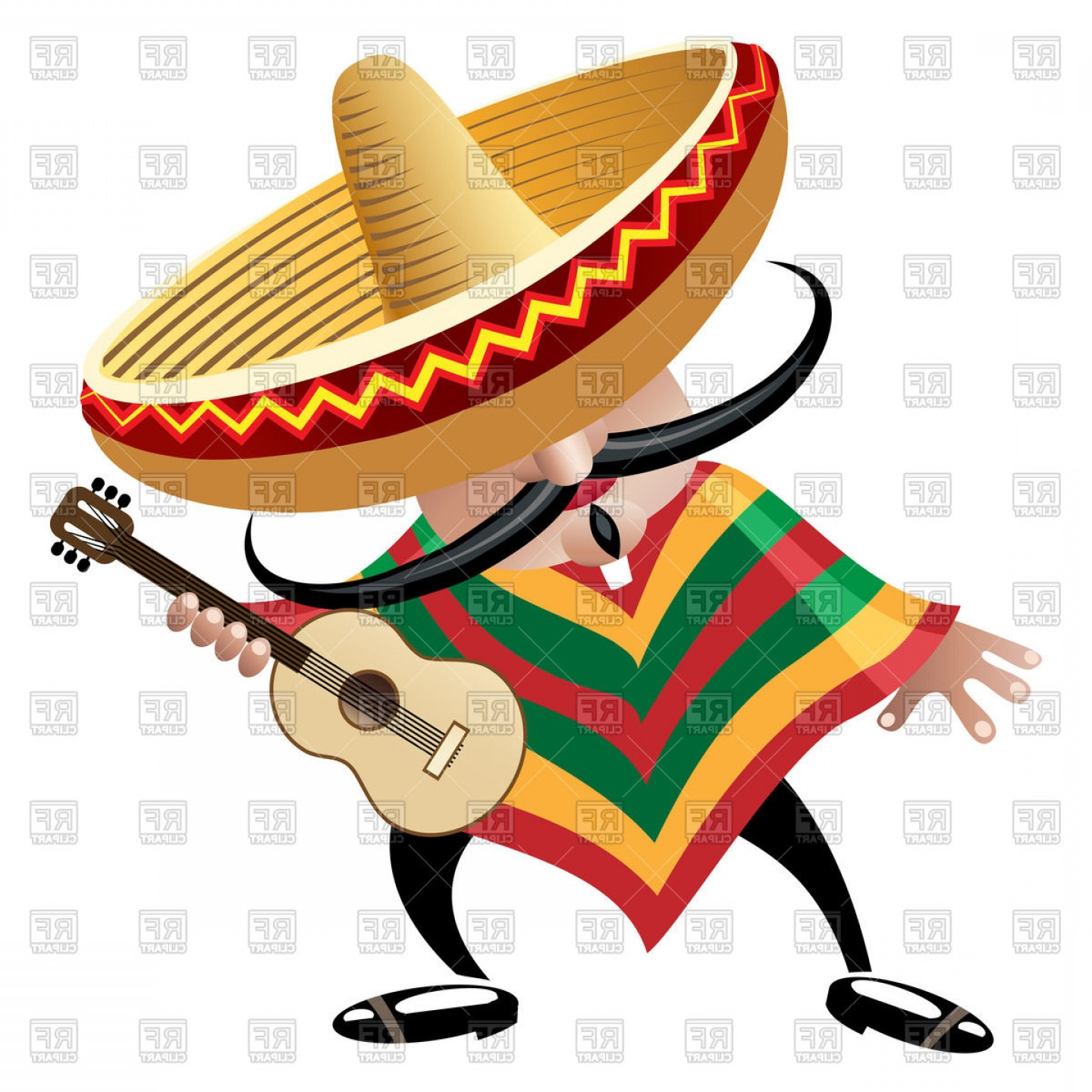 Volleyball tournament mariachi hat clipart banner free download Mexican Sombrero Vector   SOIDERGI banner free download