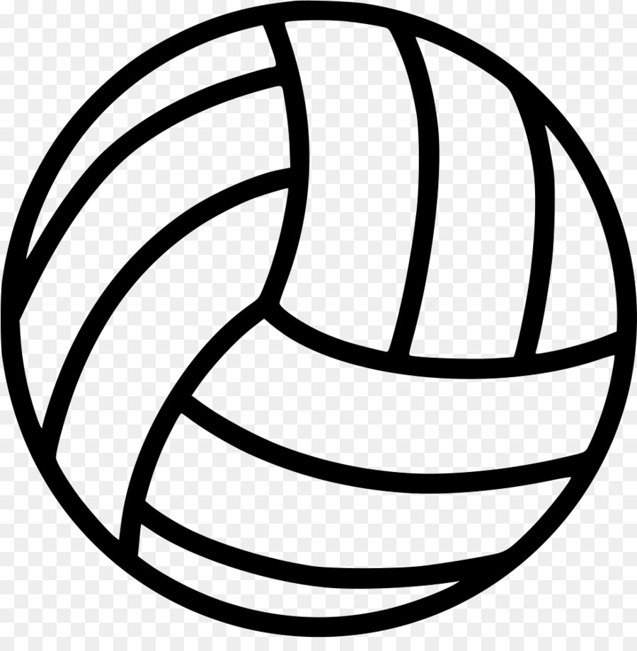 Volleyball vector clipart free picture transparent library Volleyball Cartoon png download - 981*982 - Free Transparent ... picture transparent library