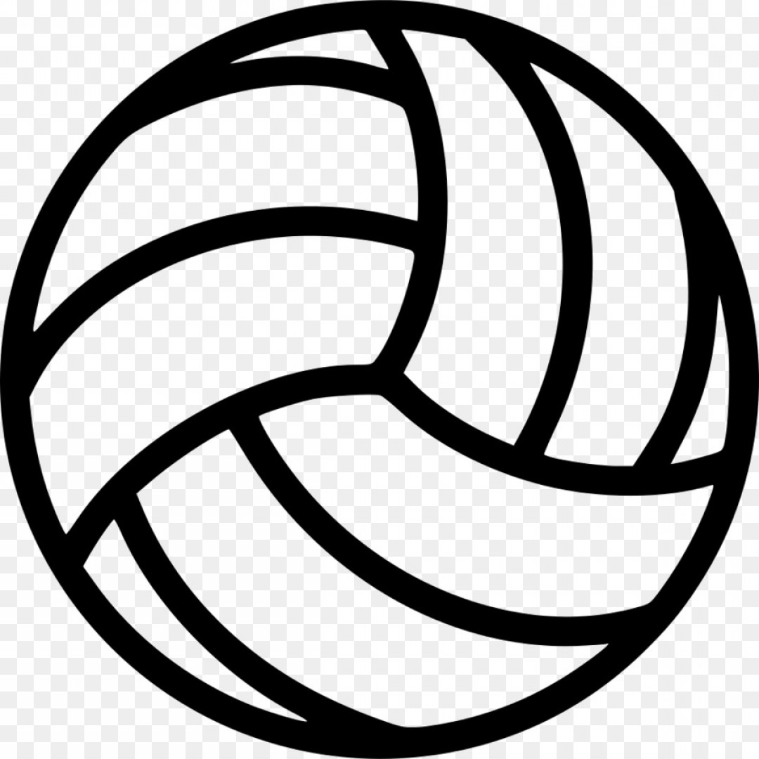 Volleyball vector clipart picture transparent stock Volley Ball Vector | lamaison picture transparent stock