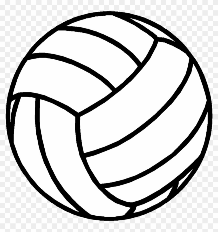 Volleyball with name clipart vector freeuse stock Drawn Ball Volleyball - Volleyball Transparent, HD Png ... vector freeuse stock