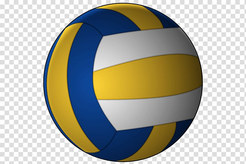 Volleyball yellow white clipart clip art library library Blue, yellow, and white ball illustration, Volleyball ... clip art library library