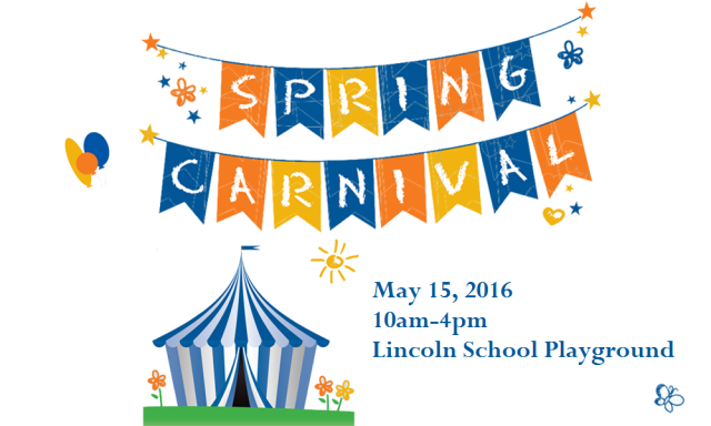 Volunteer clipart spring png black and white Spring Carnival – Volunteers Needed | Lincoln Elementary School png black and white