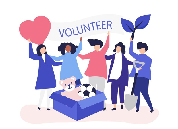 Volunteer jobs in clipart clip art free stock Volunteer Vectors, Photos and PSD files | Free Download clip art free stock