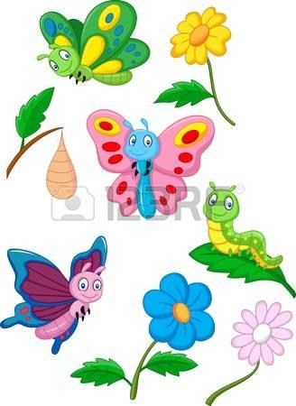 Von der raupe zum schmetterling clipart svg royalty free stock Raupe Schmetterling Lizenzfreie Vektorgrafiken Kaufen: 123RF svg royalty free stock