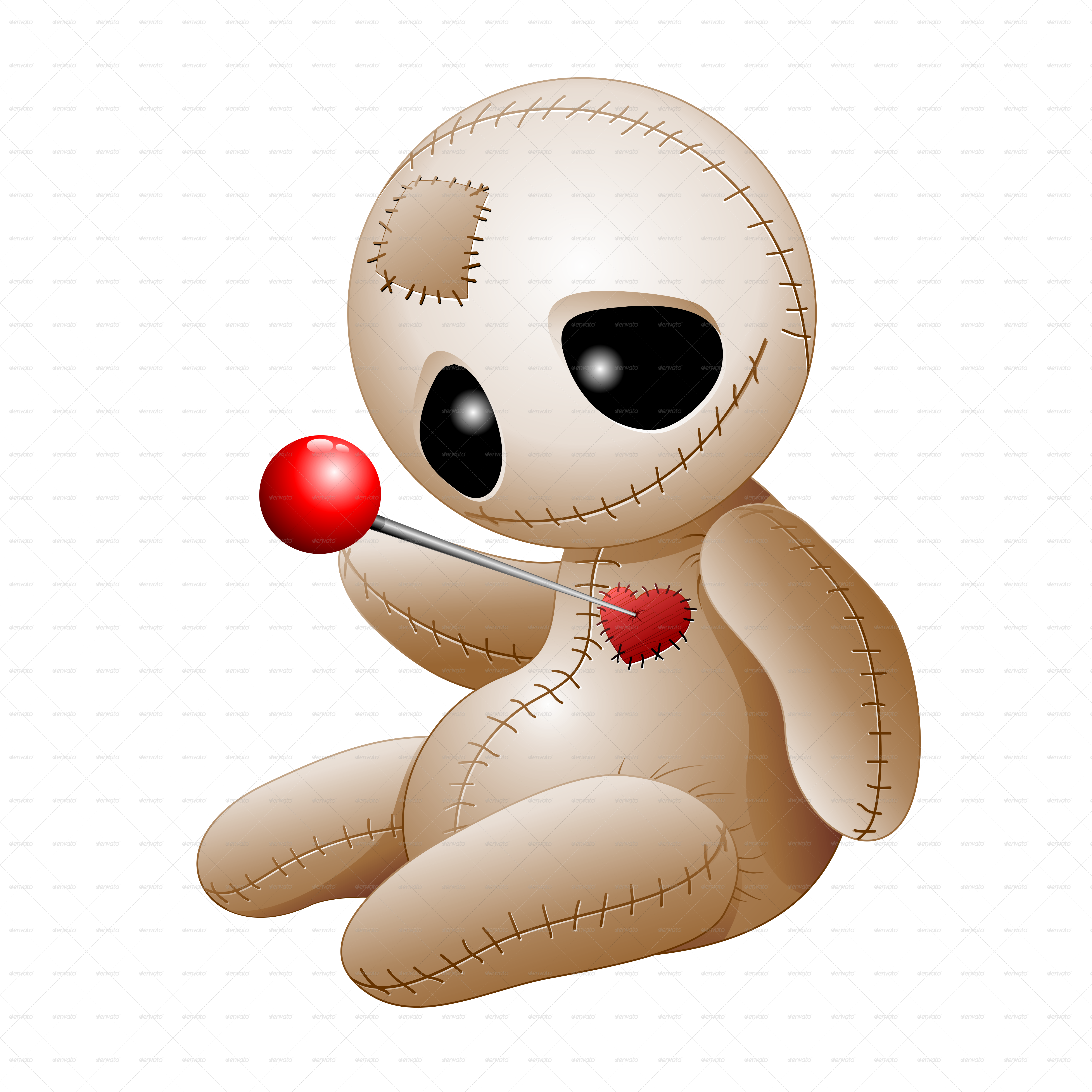 Voo doo doll clipart freeuse Doll Clipart Poppet - Love Voodoo Doll (#1632017) - HD ... freeuse