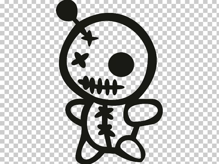 Voodoo doll clipart shirt clip black and white download T-shirt Voodoo Doll Hoodie PNG, Clipart, Black And White ... clip black and white download