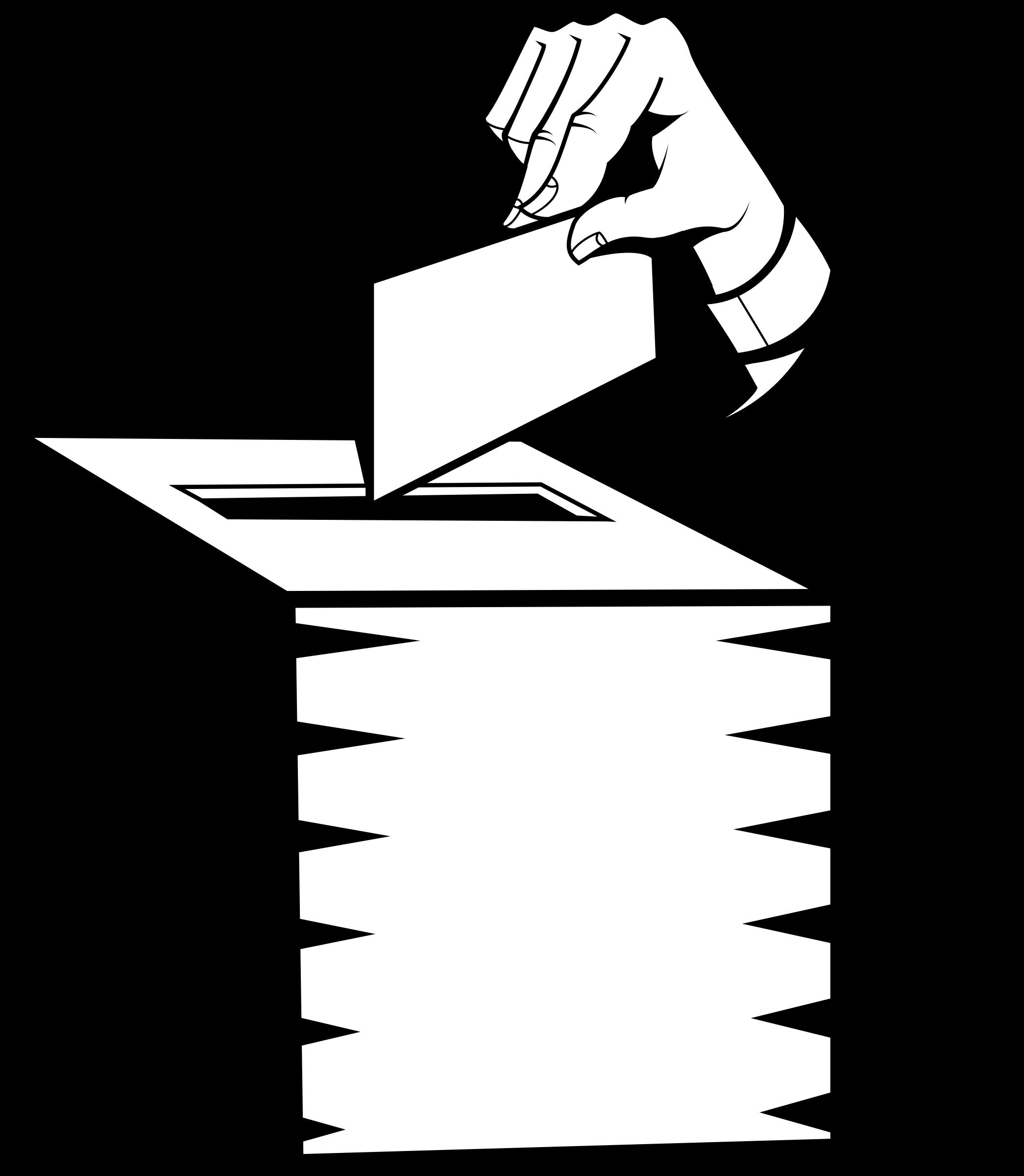 Vote ballot clipart clip transparent download HD Vote Box Png - Voting Ballot Clipart Transparent PNG ... clip transparent download