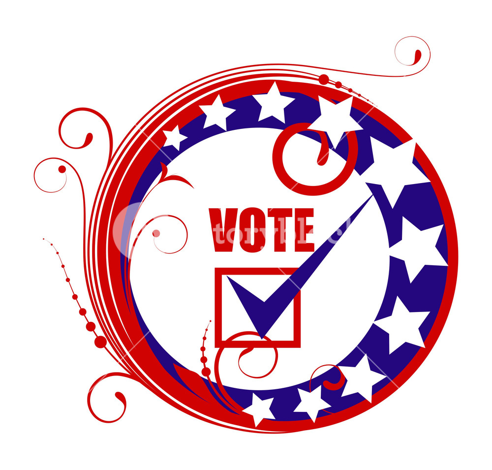 Vote banner clipart freeuse library Election Day Clipart | Free download best Election Day ... freeuse library