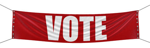 Vote banner clipart svg free stock Vote Banner Clipart svg free stock