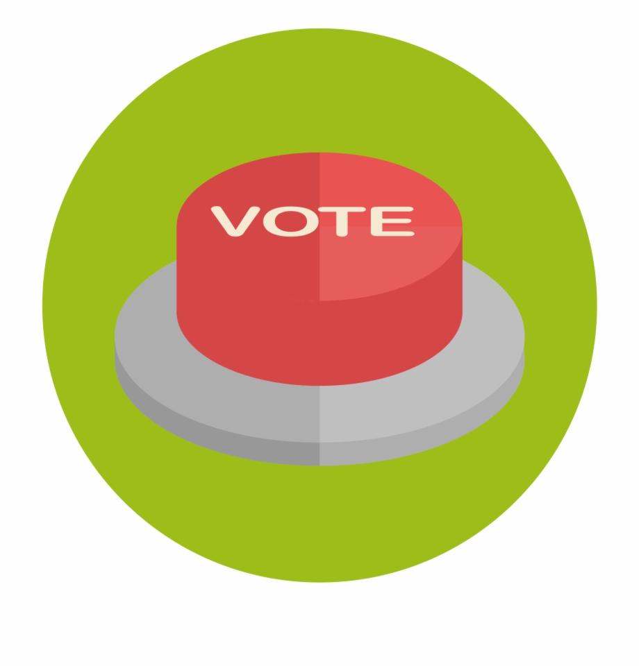 Vote button clipart freeuse download Vote-button - Vote Icons Free PNG Images & Clipart Download ... freeuse download