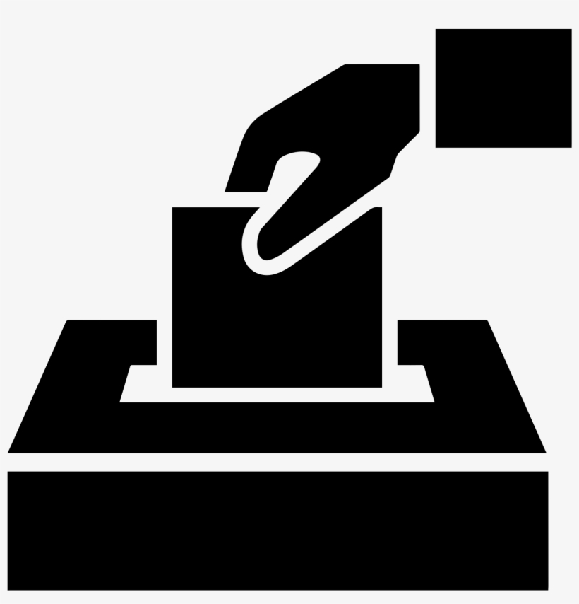 Vote clipart transparent picture free stock Vote Clipart Black And White - Black And White Voting ... picture free stock