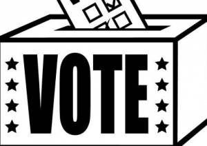 Vote for me black and white clipart clip art stock Absentee voting now underway for Kentucky\'s November 6 ... clip art stock