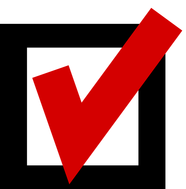 Voter checkbox clipart picture download Election clipart nomination form, Election nomination form ... picture download