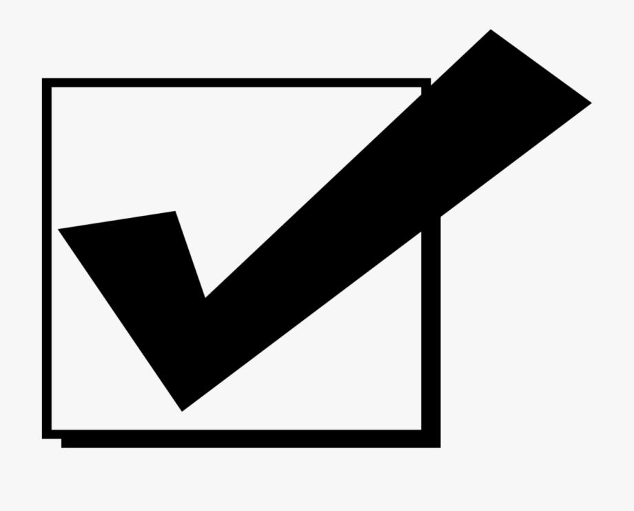 Voting checkbox clipart clip art transparent library Vote Checkbox Clipart - Clip Art Checked Box #1260445 - Free ... clip art transparent library