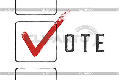 Voting checkbox clipart graphic Checkbox   Stock Photos and Vektor EPS Clipart   CLIPARTO graphic