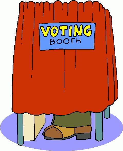 Voting for president clipart jpg black and white stock Voting for Class President - Clip Art Library jpg black and white stock