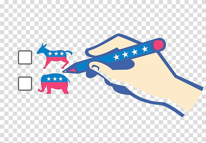 Voting for president clipart banner royalty free library United States Presidential election Voting Ballot, Holding ... banner royalty free library